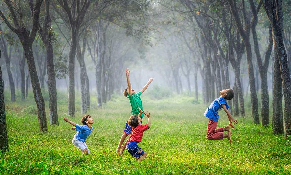 Valores niños Internacional
