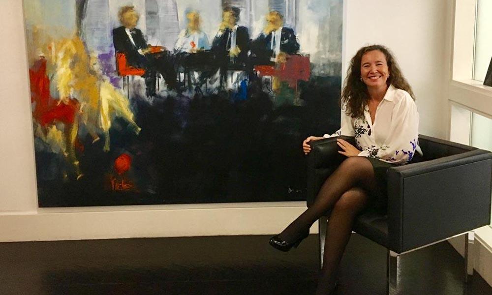 Susana del Río Convención sobre una Europa que Une