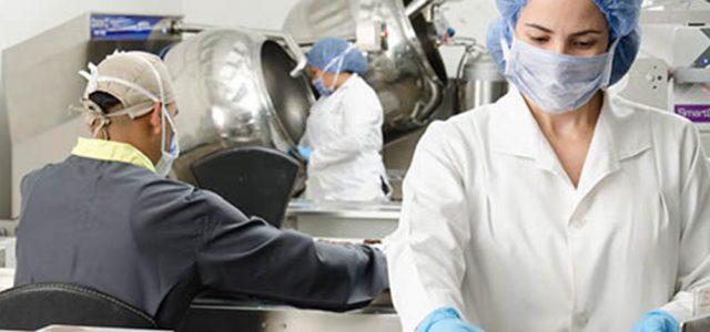 Tratamiento Covid 19 laboratorio