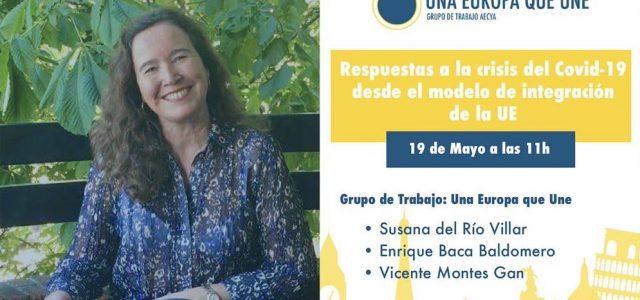 Conferencia Una Europa que Une, 19 de Mayo 2020