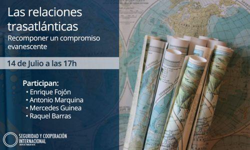 Conferencia Relaciones Trasatlánticas