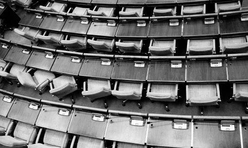 chairs senate